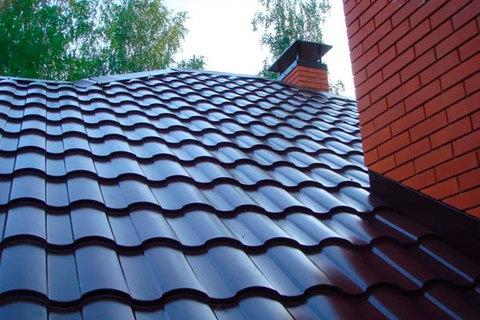 Металлочерепица – цена в Липецке на материал для строительства и ремонта