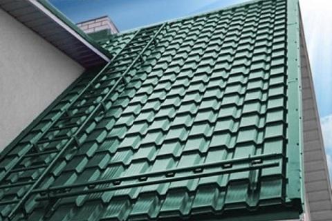 Металлочерепица Каскад – прочность отечественной стали для крыши вашего дома