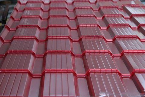 Продается металлочерепица Каскад в фирме «СтальПрокат». Цена от производителя – 344 руб./м2